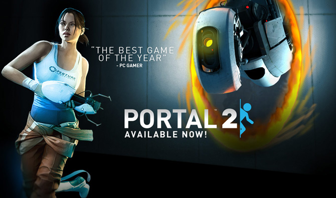 Portal 2 pro Mac