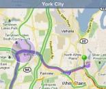 GPS Bookmarker for iOS (iPhone screenshot 005)