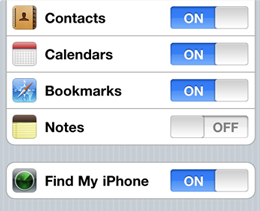 iOs 4 enable Find My iPhone How to fix Sync Services issue to wirelessly sync Outlook calendar with iOS devices using Parallels Desktop 6 for Mac