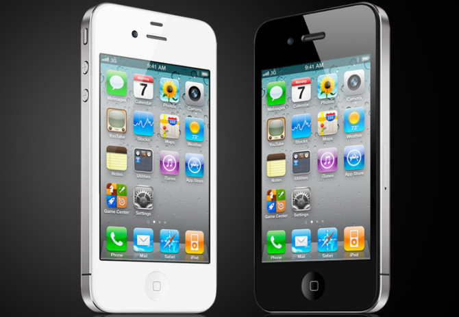 MacBook Air nebo iPhone 4S?